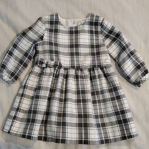 EUC Carter's Flannel Dress